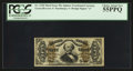 Fractional Currency:Third Issue, Fr. 1338 50¢ Third Issue Spinner PCGS Choice About New 55PPQ.. ...