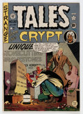 Golden Age (1938-1955):Horror, Tales From the Crypt #20 (EC, 1950) Condition: VG+....