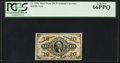 Fractional Currency:Third Issue, Fr. 1251 10¢ Third Issue PCGS Gem New 66PPQ.. ...