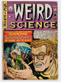 Golden Age (1938-1955):Science Fiction, Weird Science #12 (#1) Canadian Edition (EC, 1950) Condition:GD....