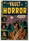Golden Age (1938-1955):Horror, Vault of Horror #17 Canadian Edition (EC, 1951) Condition: VG-....