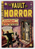 Golden Age (1938-1955):Horror, Vault of Horror #13 Canadian Edition (EC, 1950) Condition: VG-....