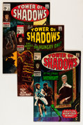 Silver Age (1956-1969):Horror, Tower of Shadows #1-4 Savannah pedigree Group (Marvel, 1969-70)Condition: VF/NM.... (Total: 4 Comic Books)