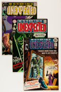 Bronze Age (1970-1979):Horror, Unexpected #122-130 Savannah pedigree Group (DC, 1971) Condition:Average NM-.... (Total: 9 Comic Books)