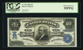 Large Size:Silver Certificates, Fr. 304 $10 1908 Silver Certificate PCGS Choice About New 55PPQ.. ...