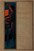 Books:Photography, [Photography]. P. H. Emerson. Naturalistic Photography for Students of the Art. Scovill & Adams, 1899. First edition...