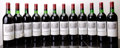 Red Bordeaux, Chateau Lafite Rothschild 1975 . Pauillac. 3bn, 5ts, 1vhs, owc. Bottle (12). ... (Total: 12 Btls. )