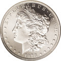 Proof Morgan Dollars: , 1878 8TF $1 PR65 Cameo NGC. VAM-14.3. The 1878 8TF is the initial design of the Morgan dollar...