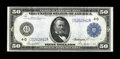 Fr. 1039a $50 1914 Federal Reserve Note Very Fine