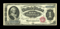 Fr. 215 $1 1886 Silver Certificate Extremely Fine-About New