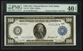 Large Size:Federal Reserve Notes, Fr. 1127 $100 1914 Federal Reserve Note PMG Extremely Fine 40 EPQ.. ...
