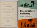 Books:Photography, [Photography]. Group of Two Related Books. Various publishers. First editions. Very good.... (Total: 2 Items)