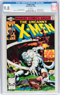 Modern Age (1980-Present):Superhero, X-Men #140 (Marvel, 1980) CGC NM/MT 9.8 White pages....