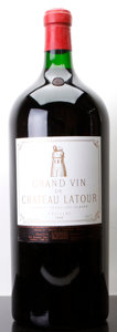Red Bordeaux, Chateau Latour 1982 . Pauillac. ssos, owc. Imperial (1). ... (Total: 1 Imp. )