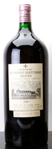 Red Bordeaux, Chateau La Mission Haut Brion 1982 . Pessac-Leognan. owc.Imperial (1). ... (Total: 1 Imp. )