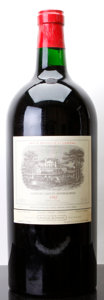 Red Bordeaux, Chateau Lafite Rothschild 1982 . Pauillac. owc. Jeroboam (1). ... (Total: 1 Jero. )