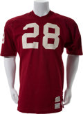 Football Collectibles:Uniforms, Early 1970's St. Louis Cardinals Game Worn Jersey....