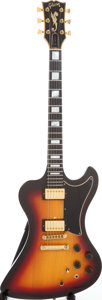 Musical Instruments:Electric Guitars, 1978 Gibson RD Artist Sunburst Solid Body Electric Guitar, Serial #70128100....