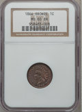 Indian Cents: , 1864 1C Bronze No L MS65 Brown NGC. NGC Census: (73/32). PCGSPopulation (37/2). Mintage: 39,233,712. Numismedia Wsl. Price...