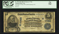 National Bank Notes:Colorado, Grand Junction, CO - $5 1902 Date Back Fr. 590 The Mesa County NBCh. # (W)7766. ...