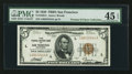Fr. 1850-L $5 1929 Federal Reserve Bank Note. PMG Choice Extremely Fine 45 EPQ