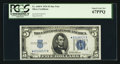 Fr. 1650* $5 1934 Silver Certificate. PCGS Superb Gem New 67PPQ