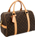 Luxury Accessories:Travel/Trunks, Louis Vuitton Classic Monogram Canvas Carryall Travel Bag. ...