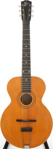 Musical Instruments:Acoustic Guitars, 1918 Gibson L-1 Natural Acoustic Guitar, Serial # 44551....