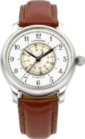 Timepieces:Wristwatch, Longines Special Edition Weems Navigation Watch For Swiss AirExclusive. ...