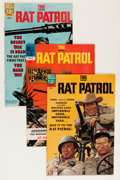 Silver Age (1956-1969):Adventure, Rat Patrol #2-6 File Copies Group (Dell, 1967-69) Condition: Average VF+.... (Total: 14 Comic Books)