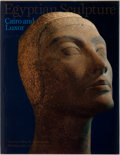 Books:Art & Architecture, Edna R. Russmann. Egyptian Sculpture: Cairo and Luxor. University of Texas Press, 1989. First edition, first printin...