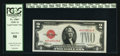 Small Size:Legal Tender Notes, Fr. 1504* $2 1928C Legal Tender Note. PCGS About New 50.. ...