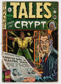 Golden Age (1938-1955):Horror, Tales From the Crypt #21 Canadian Edition (EC, 1951) Condition:GD....