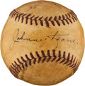 Autographs:Baseballs, 1950's Johnny Keane Signed Baseball....