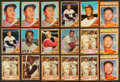 Baseball Cards:Lots, 1962 Topps Baseball Collection (1,300+) With Many Stars. ...
