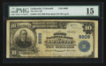 National Bank Notes:Colorado, Lafayette, CO - $10 1902 Plain Back Fr. 626 The First NB Ch. #8909. ...
