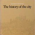 Books:World History, Leonardo Benevolo. The History of the City. MIT Press, 1980. First MIT Press edition, first printing. Publisher's cl...