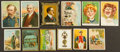 Non-Sport Cards:Lots, Early 20th Century Non-Sports Tobacco Cards Collection (103). ...