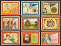 Non-Sport Cards:Lots, Early 20th Century Non-Sports Tobacco Cards Collection (88). ...