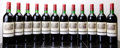 Red Bordeaux, Chateau Lafite Rothschild 1981 . Pauillac. 3bn, 4ltsl, 2tsl, owc. Bottle (12). ... (Total: 12 Btls. )