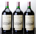 Red Bordeaux, Chateau La Mission Haut Brion 1982 . Pessac-Leognan. owc.Double-Magnum (3). ... (Total: 3 D-Mags. )