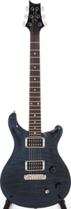 Musical Instruments:Electric Guitars, 2005 Paul Reed Smith (PRS) McCarty Whale Blue Solid Body ElectricGuitar, Serial # 522226....