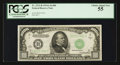 Small Size:Federal Reserve Notes, Fr. 2212-B $1000 1934A Federal Reserve Note. PCGS Choice About New 55.. ...