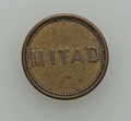 Colombia, Colombia: Tokens Second Portion 19th Century Mitads,... (Total: 19tokens)