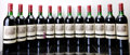 Red Bordeaux, Chateau Lafite Rothschild 1982 . Pauillac. 4bn, 8vhs, 5ssos, 5sdc, owc. Bottle (12). ... (Total: 12 Btls. )