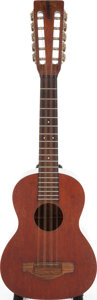 Musical Instruments:Acoustic Guitars, 1949 Martin T-17 Natural Tiple, Serial # 109068....