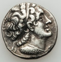 Ancients:Greek, Ancients: PTOLEMAIC EGYPT. Ptolemy VIII Euergetes II (145-116 BC). AR tetradrachm (26mm, 13.84 gm, 12h). ...