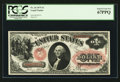 Large Size:Legal Tender Notes, Fr. 26 $1 1875 Legal Tender PCGS Superb Gem New 67PPQ.. ...