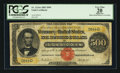 Large Size:Gold Certificates, Fr. 1216a $500 1882 Gold Certificate PCGS Apparent Very Fine 20.....