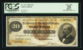 Large Size:Gold Certificates, Fr. 1177 $20 1882 Gold Certificate PCGS Apparent Very Fine 25.. ...